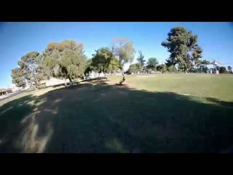Mobula7 HD Brushless Whoop - FPV Park Trying New Turtle V2 Camera Settings
