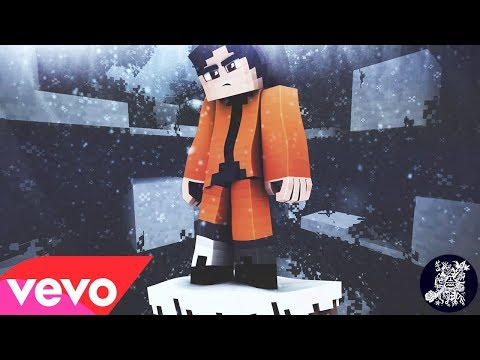 ♪Minecraft Song ♪ PARODY BONES - BRANCHES (ANIMATED MUSIC VIDEO) [SANFFLOWER BOYS]