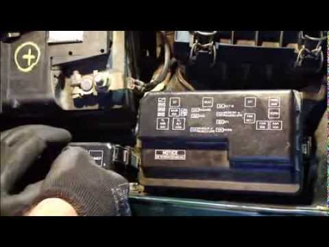 91 toyota truck horn relay location gm horn relay wiring diagram #8