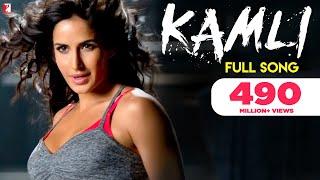 KAMLI Song | Dhoom:3 | Katrina Kaif, Aamir Khan | Sunidhi