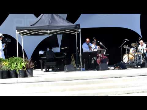 Ray Zepeda Quartet, Untitled No. 1, Bakersfield Jazz Festival, May 12, 2012 online metal music video by RAY ZEPEDA