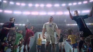 MAGIC SYSTEM   Magic In The Air Feat  Chawki Clip Officiel Messi nan Zone nan