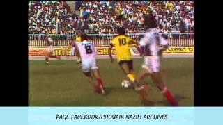 USMH 1 - JSBM 0 (Finale coupe d'Algérie 1987)