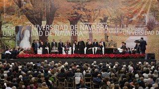 El Prelat, a la Universitat de Navarra