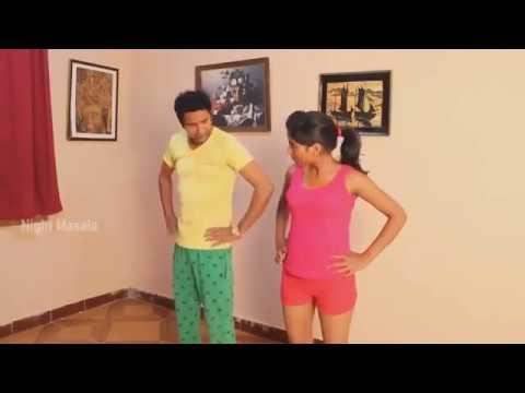 Hot Indian Yoga Teacher Romance