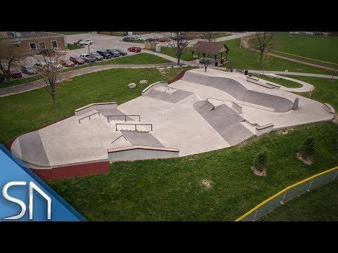 Session Atlas - Ontario - Tecumseh Skate Park