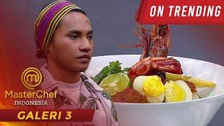 MASTERCHEF INDONESIA - Barobo La Ode Disukai Chef Arnold  | Galeri 3