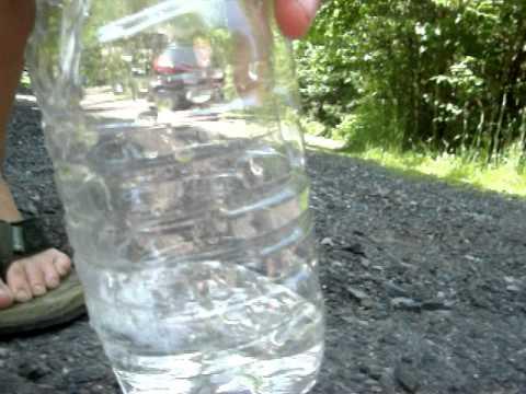 comment ouvrir bouteille bicarbonate de sodium