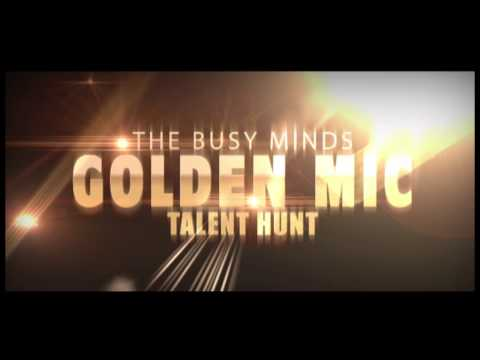 Golden Mic talent hunt