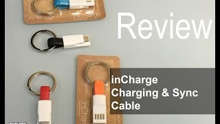inCharge Charge and Sync Cable