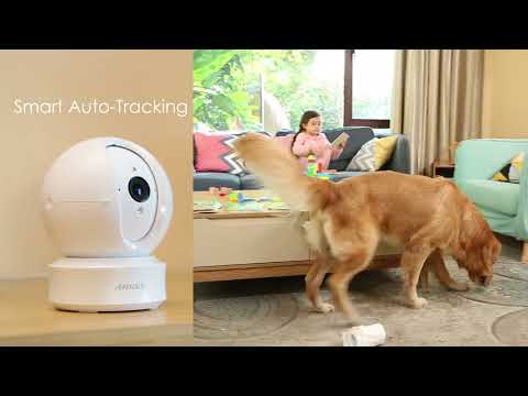 ANNKE Nova S & Nova Orion smart IP cameras work with Amazon Alexa & IFTTT (Updated Version)