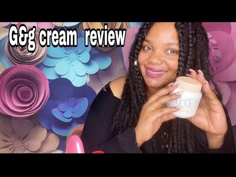 G&G skin lightening lotion review