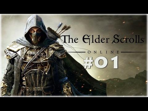 Początek | The Elder Scrolls Online /#01/