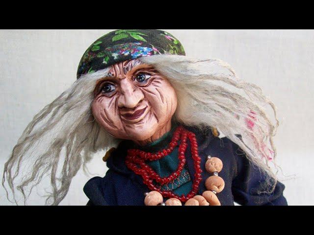 Баба-Яга на самом деле добрая