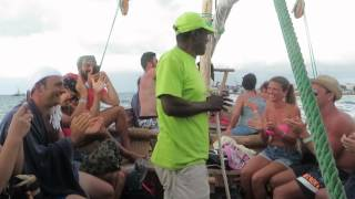 Jambo Bwana e Inno di Mameli - Settembre 2014 - Zanzibar