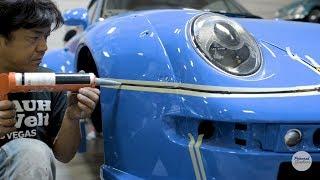 RAUH-WELT Portland Build #3 - Porsche  993 | 503 Motoring Reservoir Dog | FULL SCREEN EDITION (4K)