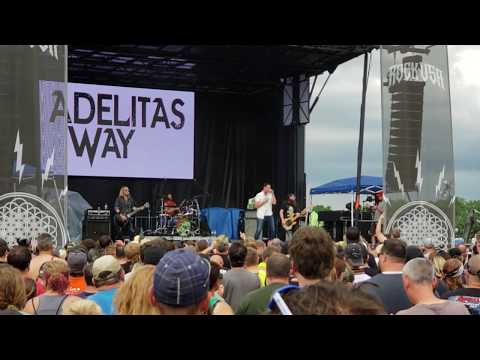 Adelitas Way - Still Hungry Live from ROCKUSA in Oshkosh on 071318