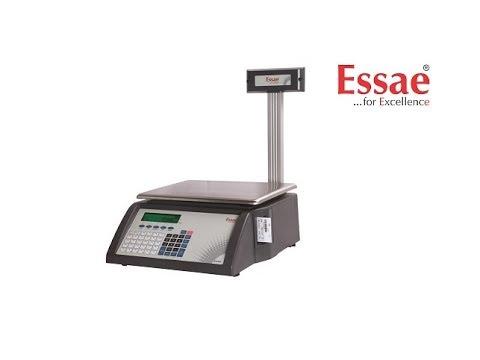 Essae SI 810 Label Printing Scale