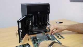 HP Proliant MicroServer - Running 16GB Memory with VMware vSphere