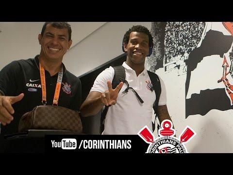 Bastidores | Corinthians x Santos