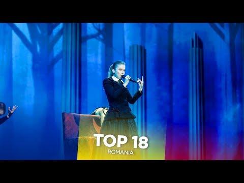 Romania in Eurovision - My Top 18 (2000-2019)