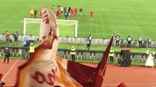Roma - Barcellona 3-0 GRAZIE ROMA visto dalla Curva Sud!