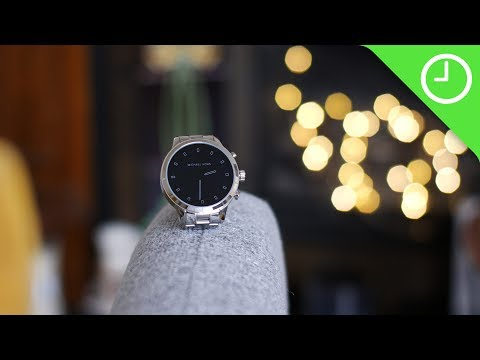 Michael Kors Access Runway review: The fashion-first Wear OS smartwatch