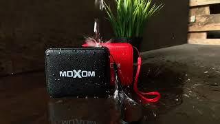 Колонка Bluetooth MOXOM MX-SK05 черный