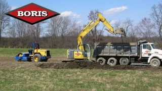 preview picture of video 'Poughkeepsie excavating service JB Excavating (845) 895-1086'