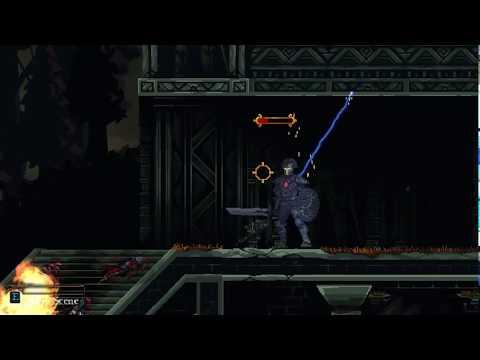 Death's gambit GAMEPLAY -  PRIMEIRO BOSS