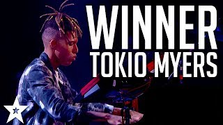 Tokio Myers WINNER | ALL Performances | Britain's Got Talent 2017