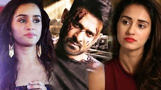 Baahubali Prabhas REJECTS Shraddha & Disha Patani For Sahoo