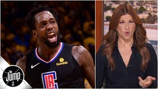 How the Clippers pulled off their 31-point comeback in Game 2 vs. the Warriors   The Jump