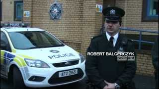 preview picture of video 'Belfast. Pole karne'