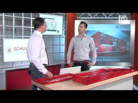MULTIplus Fachboden von SCHULTE Lagertechnik