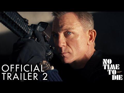 No Time to Die: ecco il secondo trailer in italiano per 007