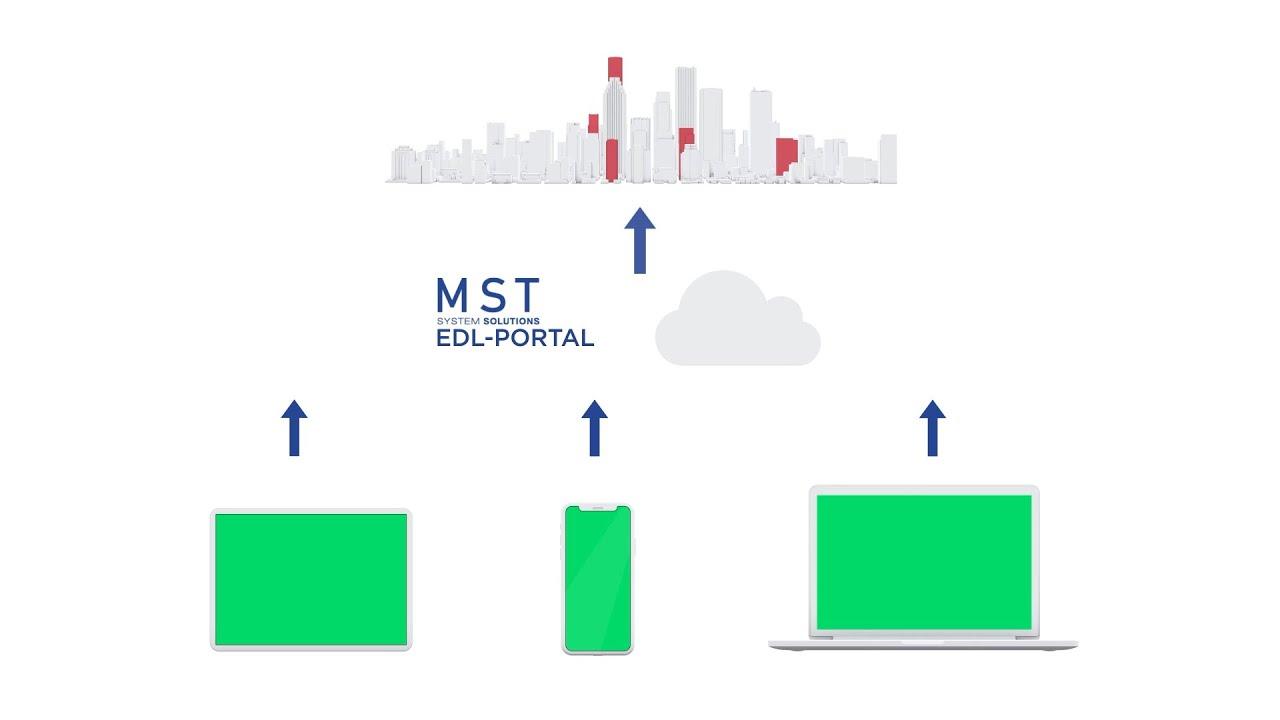 MST System Solutions: Alarme im EDL-Portal
