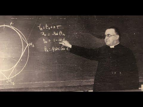 Georges Lemaître, le père du Big Bang
