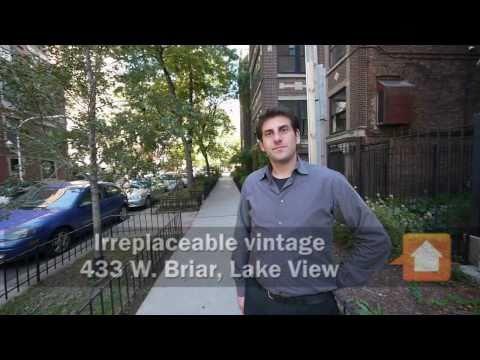 433 Briar: irreplaceable vintage in Lake View
