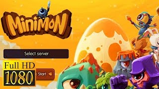 Minimon: Adventure Of Minions Game Review 1080P Official Tfjoy LimitedRole Playing