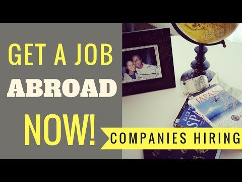 mp4 Hiring Job Abroad, download Hiring Job Abroad video klip Hiring Job Abroad