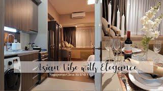 Interior Design / Asian Theme / Starter Pack / Condominium Makeover / Air BNB