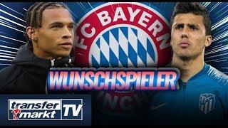 Wunschspieler Sané & Rodrigo Absolute Priorität Beim FC Bayern | TRANSFERMARKT