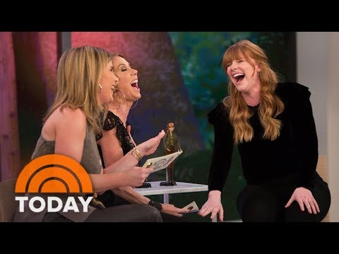 Bryce Dallas Howard Previews 'Jurassic World: Fallen Kingdom' And Plays With The Toys | TODAY