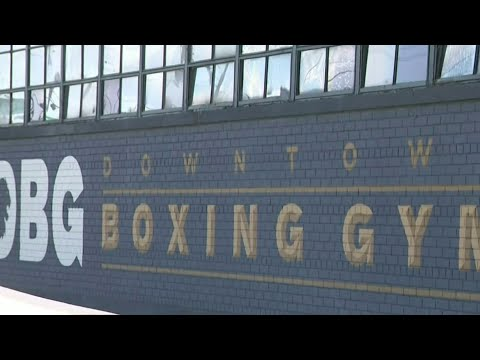 Downtown Boxing Gym Youth Program in Detroit hopes new van will help serve more students