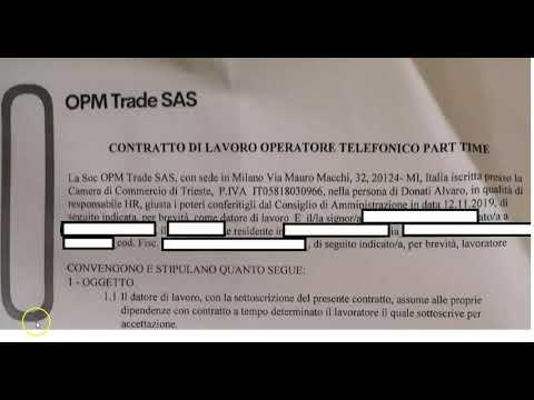 trading di opzioni binarie legale in canada lavoro da svolgere nel proprio domicilio