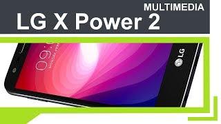 Fazit: LG X Power 2 (Deutsch)   Multimedia