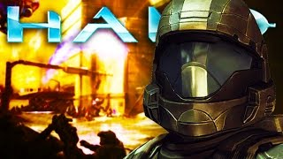 Halo Lore - The Story of Rookie (ODST)