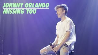 Johnny Orlando   Missing You (Toronto)