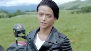 バイクは、僕を変える。休日篇15秒TVCM